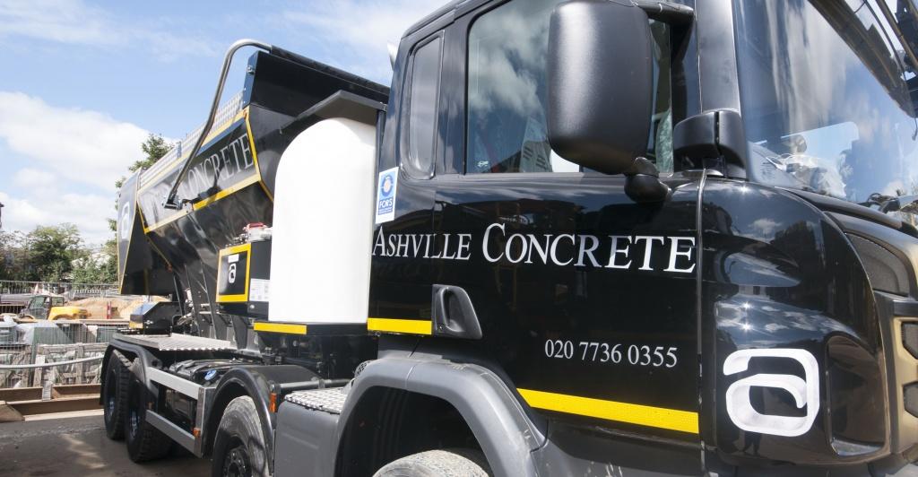 Dry Mix Concrete - Ashville Concrete
