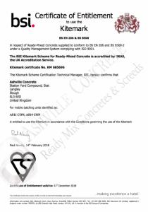 BSI Compliant Recognition
