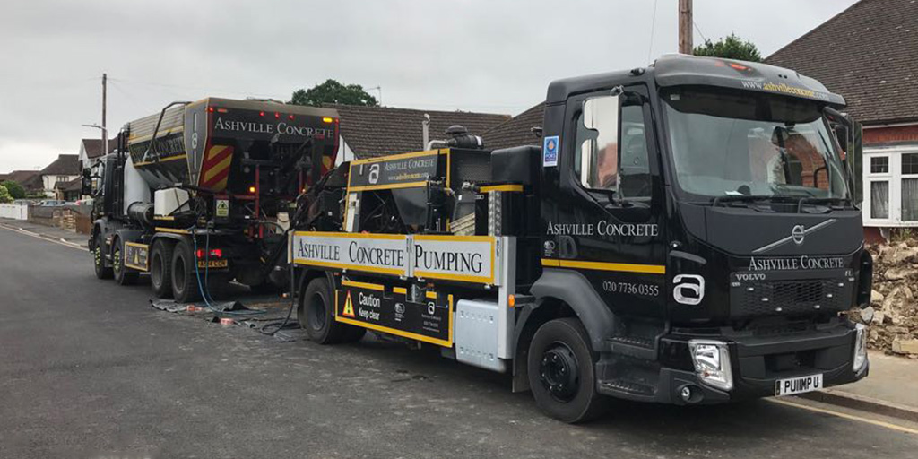 Concrete Pump Hire Amersham