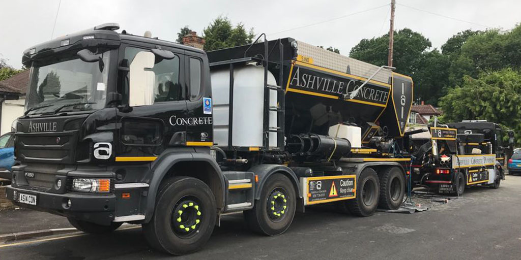 Ready Mix Concrete Wembley
