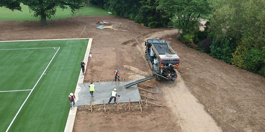 Ready Mix Concrete Fingest