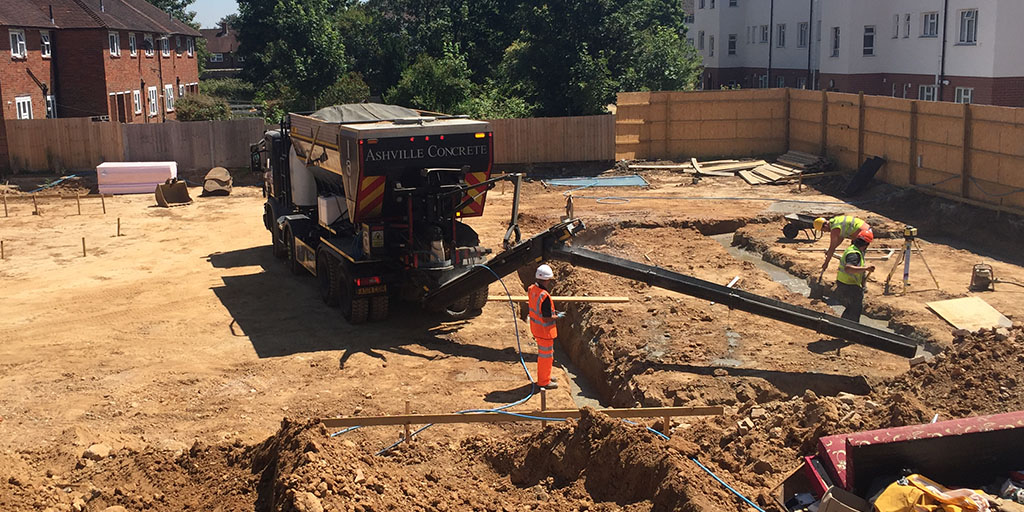 Ready Mix Concrete Harrow